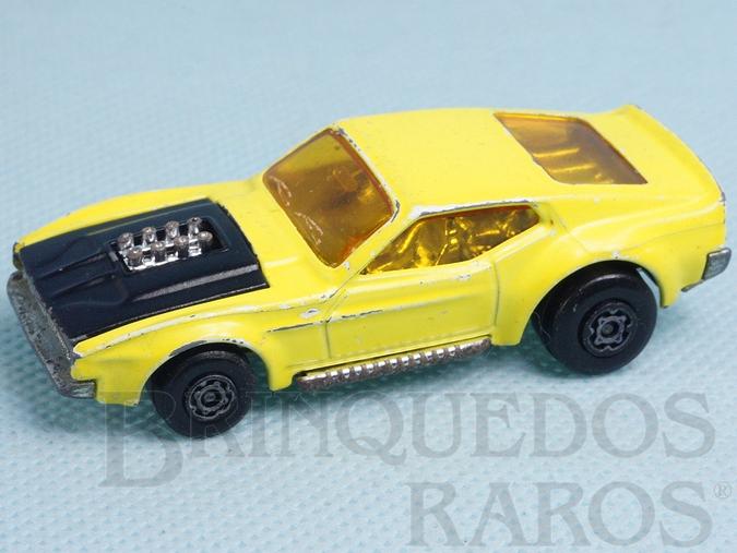 Brinquedo antigo Boss Mustang Superfast