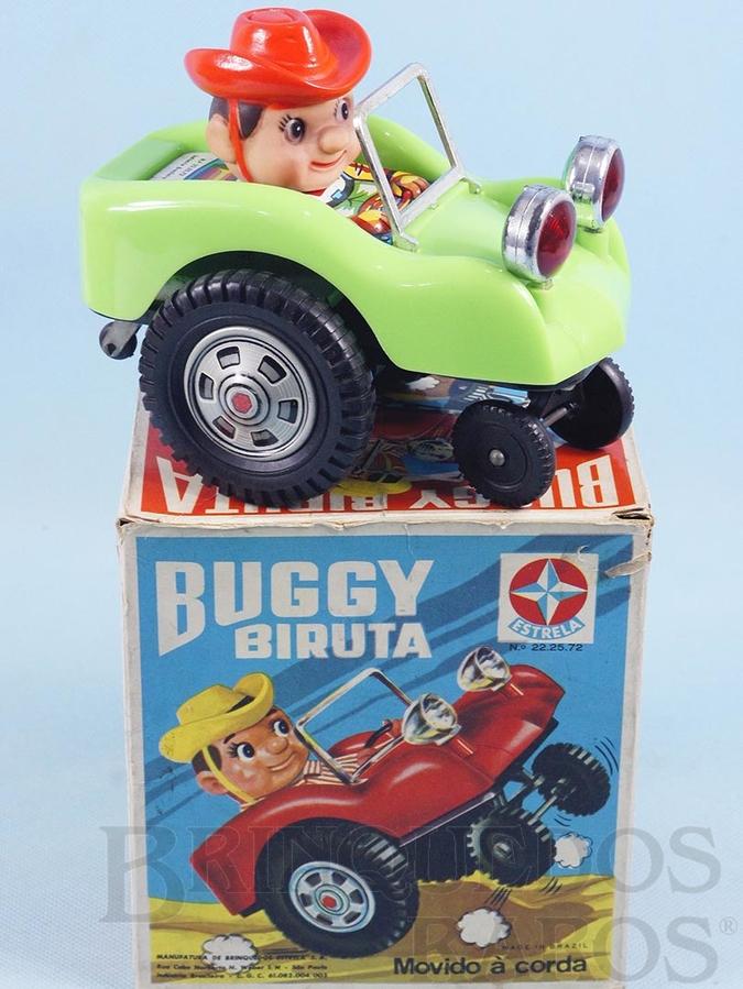 Brinquedo antigo Buggy Biruta Ano 1978