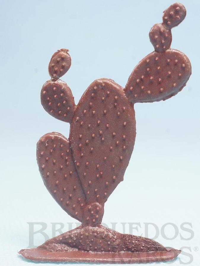 Brinquedo antigo Cactus com 7,00 cm de altura Casablanca Numerado 142 Década de 1960