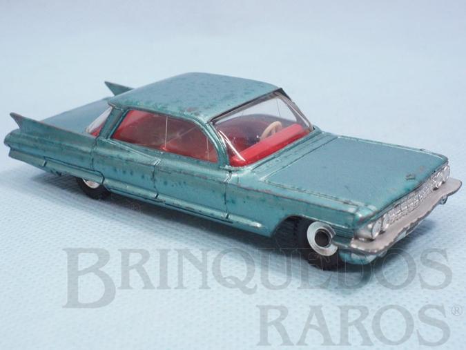 Brinquedo antigo Cadillac 1962