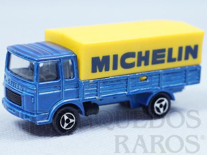 Brinquedo antigo Caminhão Saviem Michelin Década de 1980
