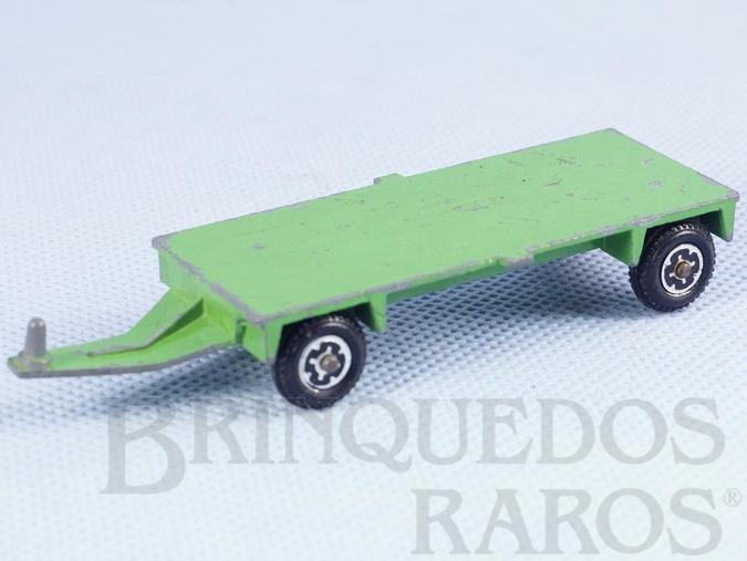 Brinquedo antigo Carreta para transporte de carros Impy Majors Década de 1980