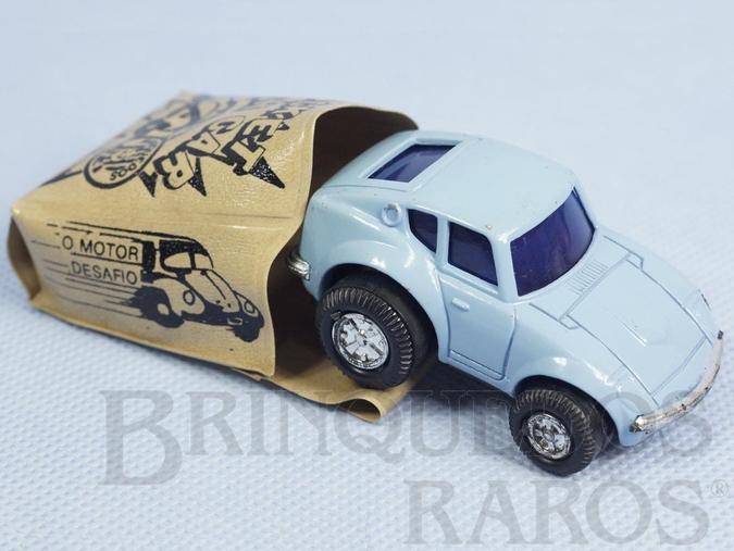 Brinquedo antigo Carro com 6,00 cm de comprimento Série Pocket Dash Alfema década de 1980
