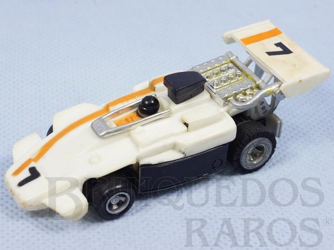 Brinquedo antigo Carro Fómula Indy TCR Década de 1980