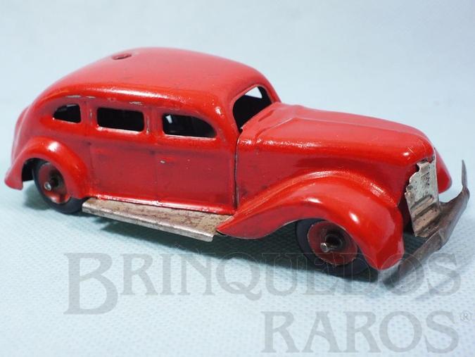 Brinquedo antigo Carro Sedan com 14,00 cm de comprimento Ano 1940