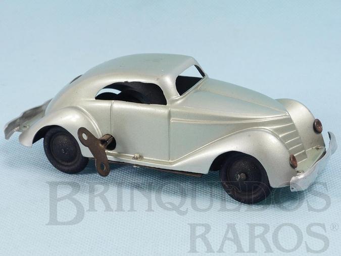 Brinquedo antigo Carro Sedan com 16,00 cm de comprimento Década de 1930