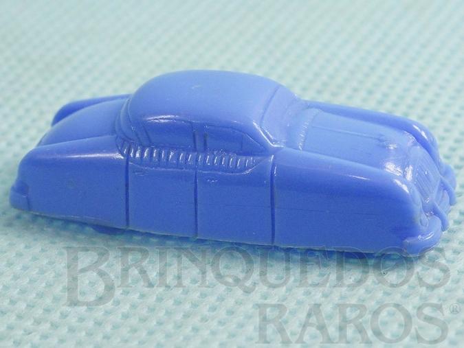 Brinquedo antigo Carro Sedan com 4,00 cm de comprimento Utilizado em Jogos de Tabuleiro Década de 1950