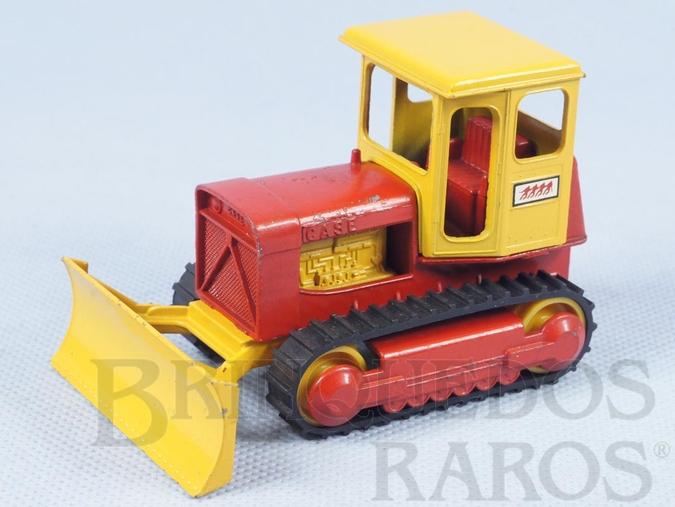 Brinquedo antigo Caterpillar D9 Tractor King Size