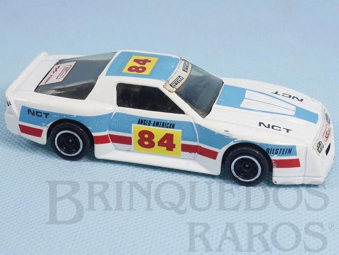 Brinquedo antigo Chevrolet Camaro Nascar Z28 1984 Década de 1980