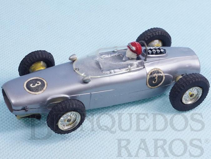 Brinquedo antigo Cooper Fórmula 1 Polistil Década de 1970