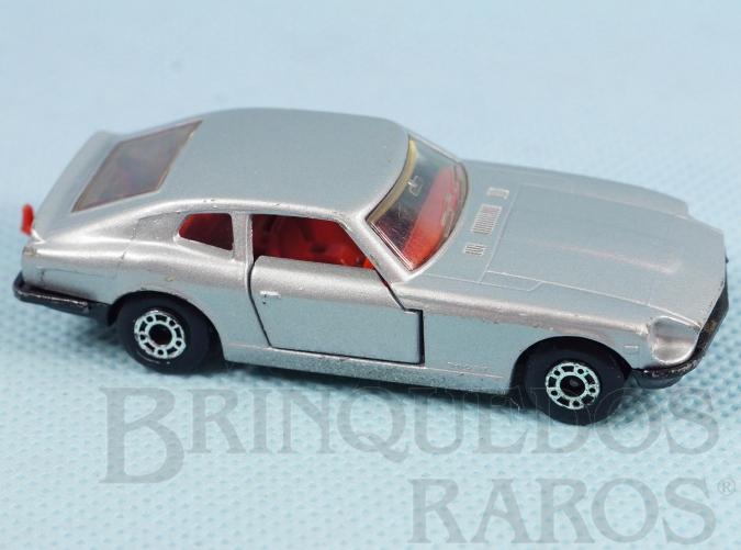 Brinquedo antigo Datsun 260Z 2+2 Superfast prata