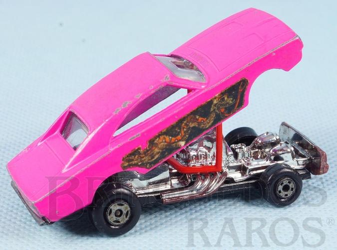Brinquedo antigo Dodge Dragster Superfast