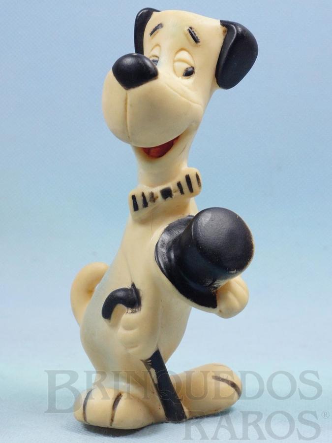 Brinquedo antigo Dom Pixote com Apito 15,00 cm de altura Hanna Barbera Ano 1962
