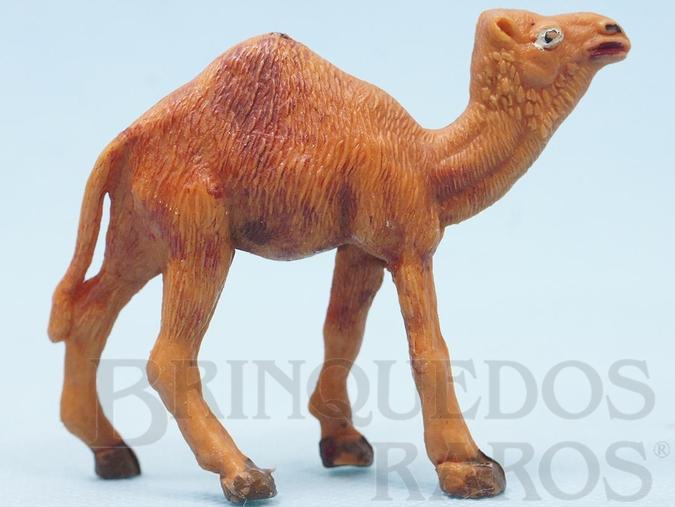 Brinquedo antigo Dromedário Série Zoológico Década de 1960