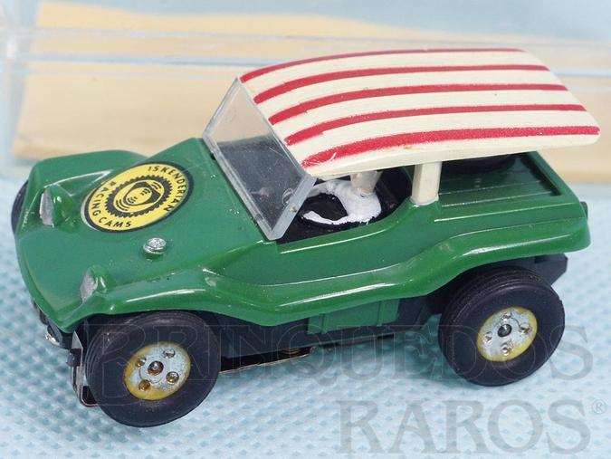 Brinquedo antigo Dune Buggy Série Thunder Jet 500 Model Motoring Década de 1960