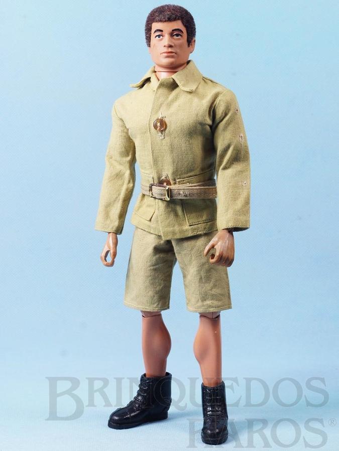 Brinquedo antigo Falcon Aventura Explorador do Deserto completo com 4 itens Edição 1977 Preço sem o Boneco