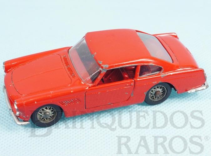 Brinquedo antigo Ferrari 250 GT 2+2 Fabricado pela Brosol Solido brésilienne Década de 1980