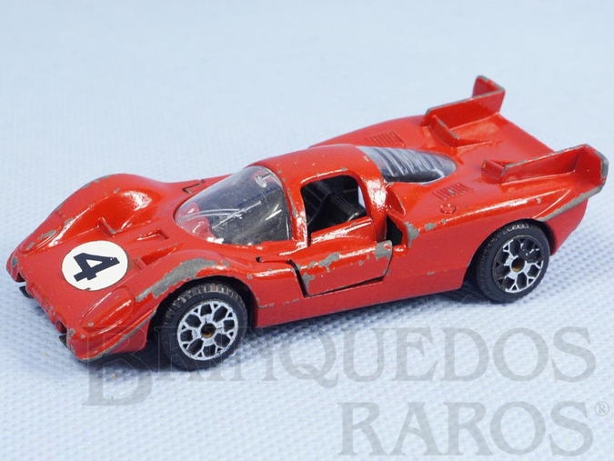 Brinquedo antigo Ferrari 512 S Década de 1980