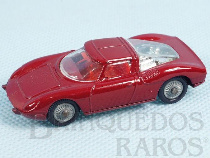 Brinquedo antigo Ferrari Berlinetta 250 GT Husky Década de 1960