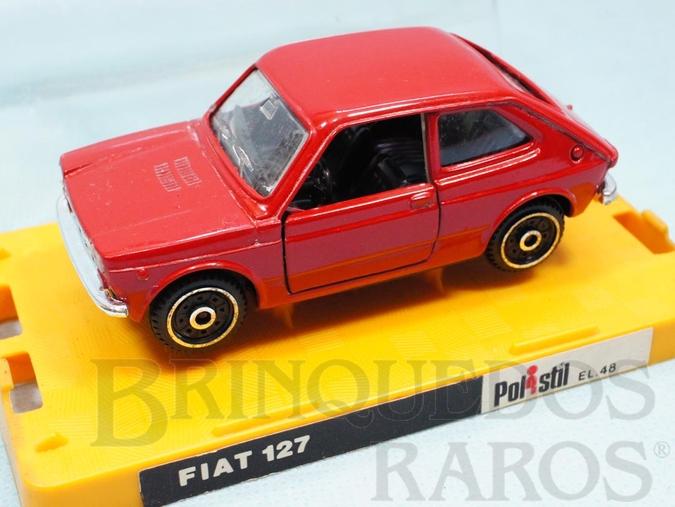 Brinquedo antigo Fiat 127 Polistil Década de 1970