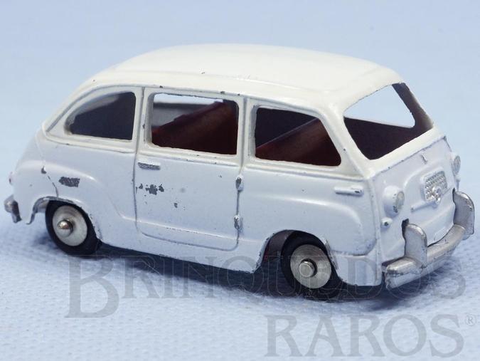 Brinquedo antigo Fiat 600 M Década de 1960