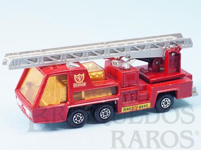 Brinquedo antigo Fire Tender Super Kings