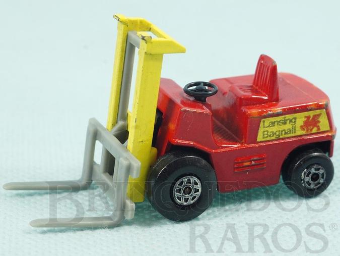 Brinquedo antigo Fork Lift Truck Superfast