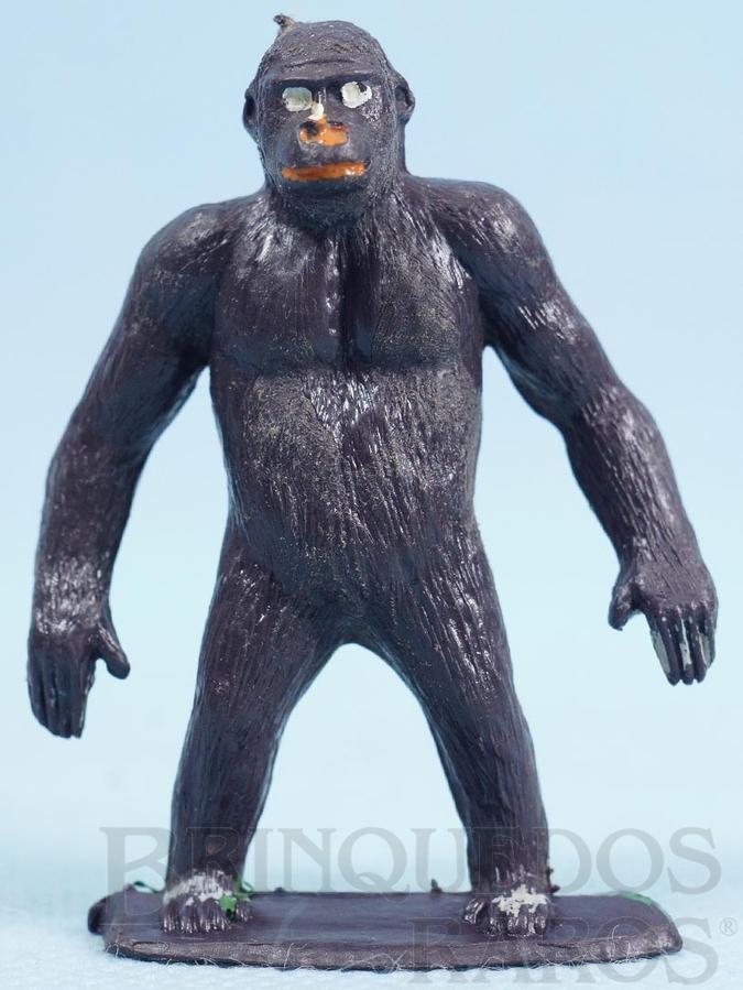 Brinquedo antigo Gorila Série Zoológico Década de 1960