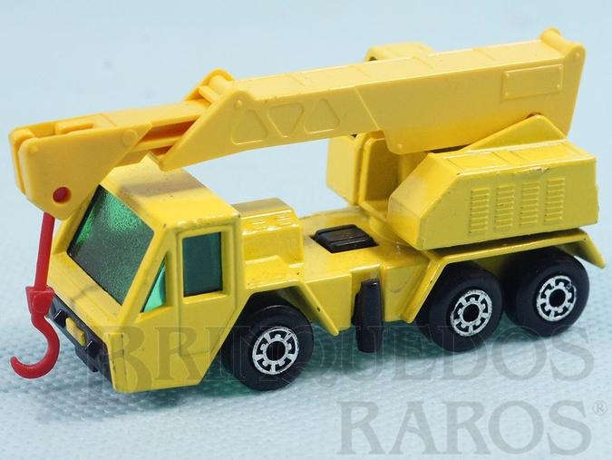 Brinquedo antigo Guindaste Crane Truck Superfast