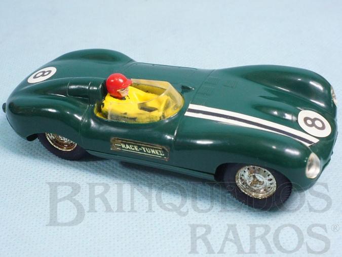 Brinquedo antigo Jaguar D Type C60 Carro modelo do Jaguar Esporte Estrela Perfeito estado 100% original Ano 1963