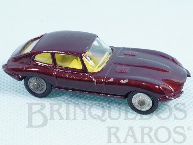 Brinquedo antigo Jaguar E Type Husky Década de 1960