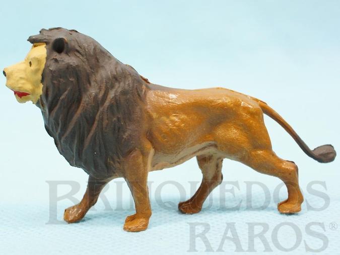 Brinquedo antigo Leão Década de 1960 RESERVED***RA***