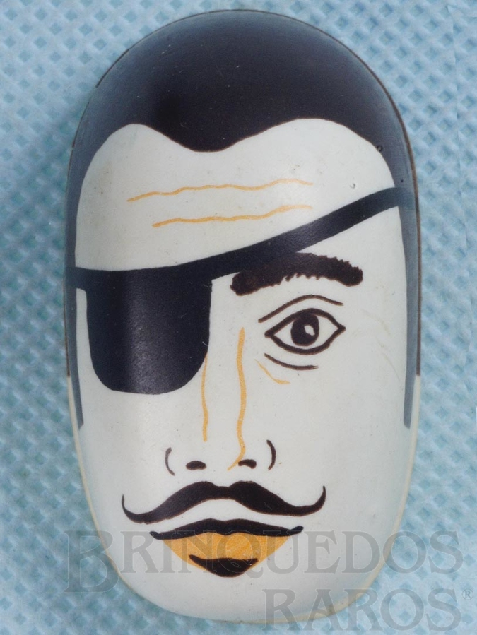 Brinquedo antigo Máscara Disfarce do Boneco Falcon Ano 1981