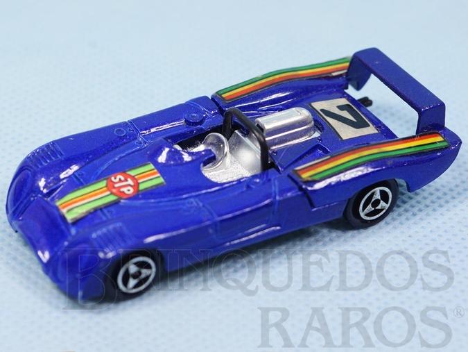 Brinquedo antigo Matra Simca 670 Majorette Brésilien Kiko Década de 1980