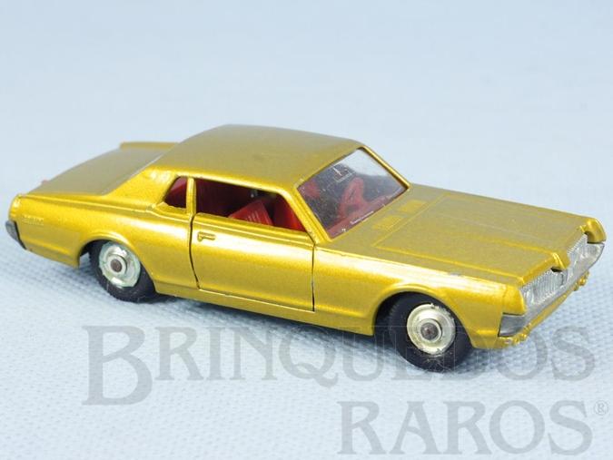 Brinquedo antigo Mercury Cougar King Size