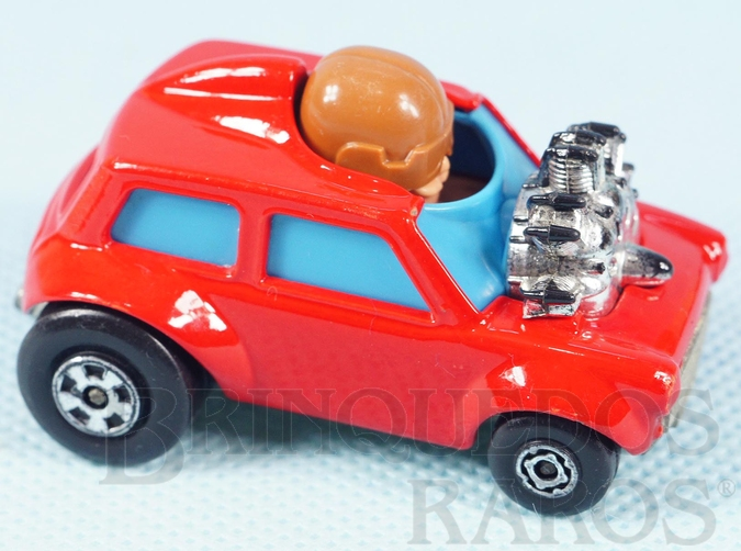 Brinquedo antigo Mini Ha Ha Superfast