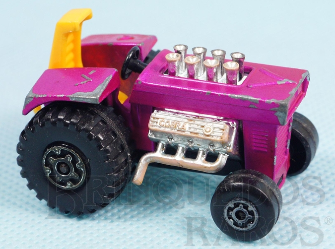 Brinquedo antigo Mod Tractor Superfast