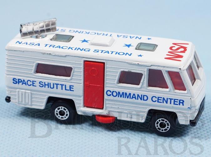 Brinquedo antigo NASA Tracking Vehicle Superfast