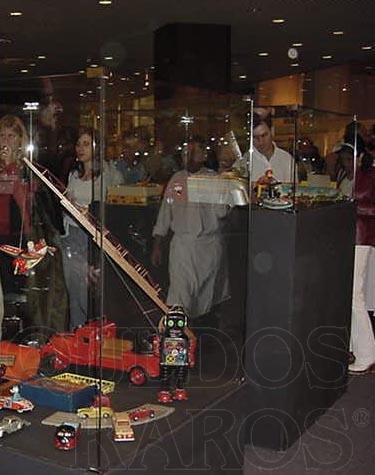 Brinquedo antigo Exposição Shopping D&D Julho de 2004
