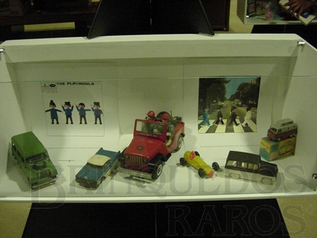 Brinquedo antigo Exposição Shopping Paulista Julho de 2005