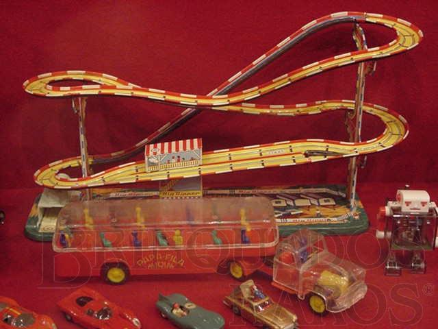 Brinquedo antigo Exposição Homo Ludens Itau Cultural Outubro de 2005