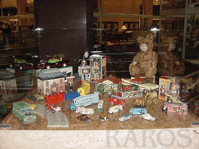 Brinquedo antigo Exposição Shopping D&D Julho de 2008