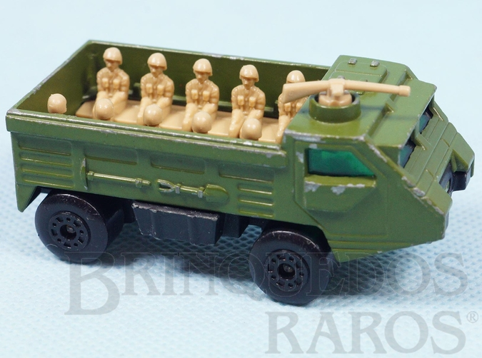 Brinquedo antigo Personnel Carrier Superfast