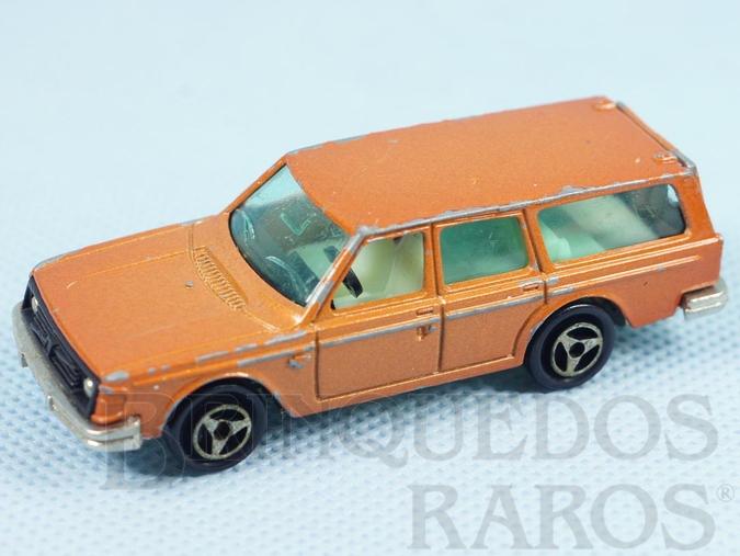 Brinquedo antigo Perua Volvo 245 DL Década de 1980