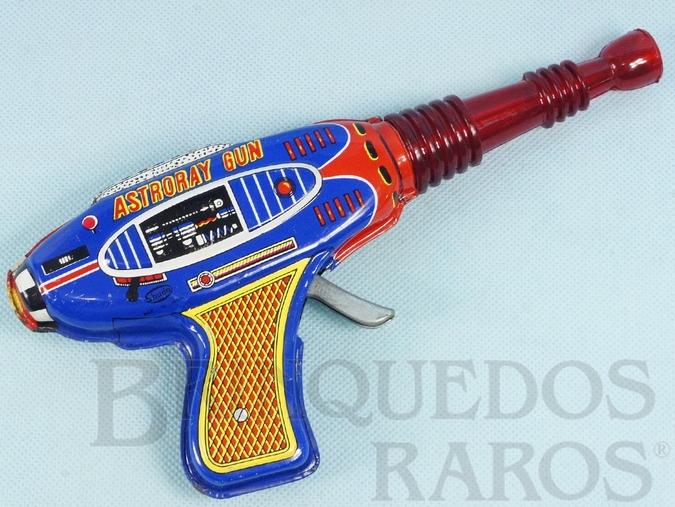 Brinquedo antigo Pistola Espacial Astroray Gun Década de 1970