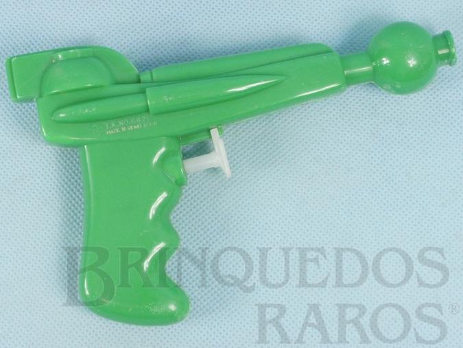Brinquedo antigo Pistola Espacial de água Década de 1970