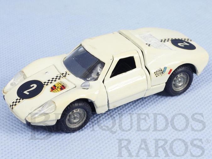 Brinquedo antigo Porsche 905 Carrera GTS Politoys Década de 1970