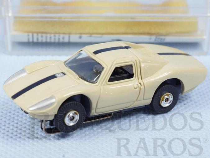 Brinquedo antigo Porsche 906 Série Thunder Jet Model Motoring Década de 1960