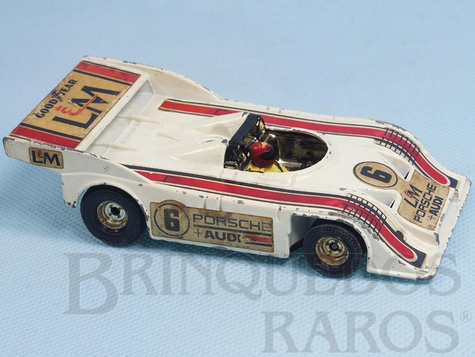 Brinquedo antigo Porsche Audi Década de 1970