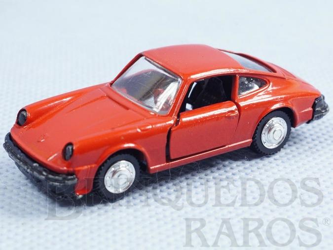 Brinquedo antigo Porsche Carrera Vermelho Schuco Modell Brasilianische Schuco Rei